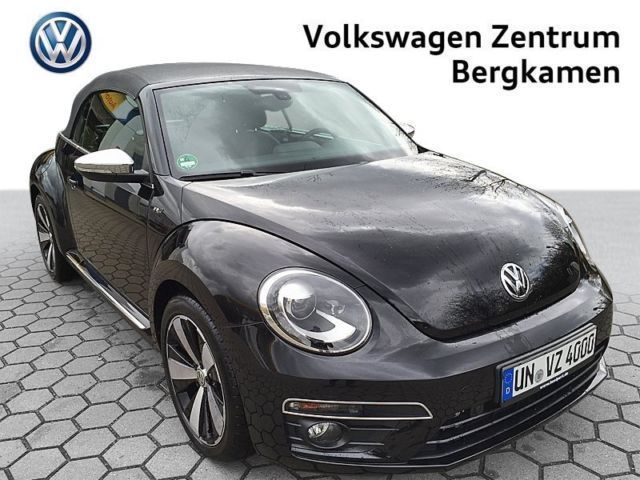 verkauft vw beetle beetle cabriolet sp gebraucht 2016 km in bergkamen. Black Bedroom Furniture Sets. Home Design Ideas