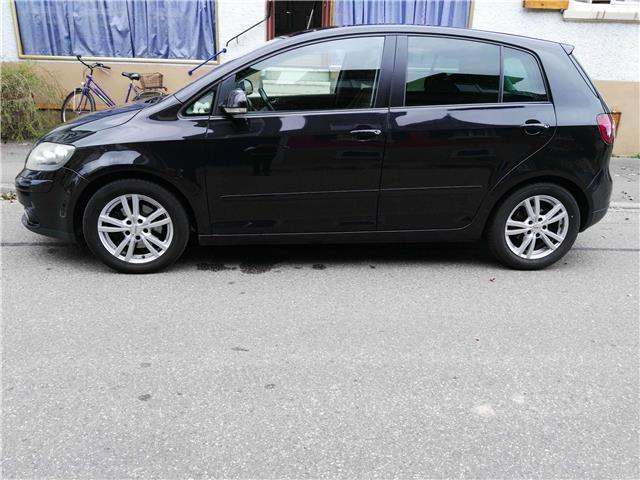 verkauft vw golf plus 2 0 tdi sportline gebraucht 2005 km in ihringen. Black Bedroom Furniture Sets. Home Design Ideas