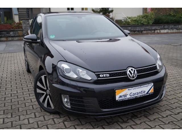 verkauft vw golf vi gtd gebraucht 2010 km in hemer. Black Bedroom Furniture Sets. Home Design Ideas
