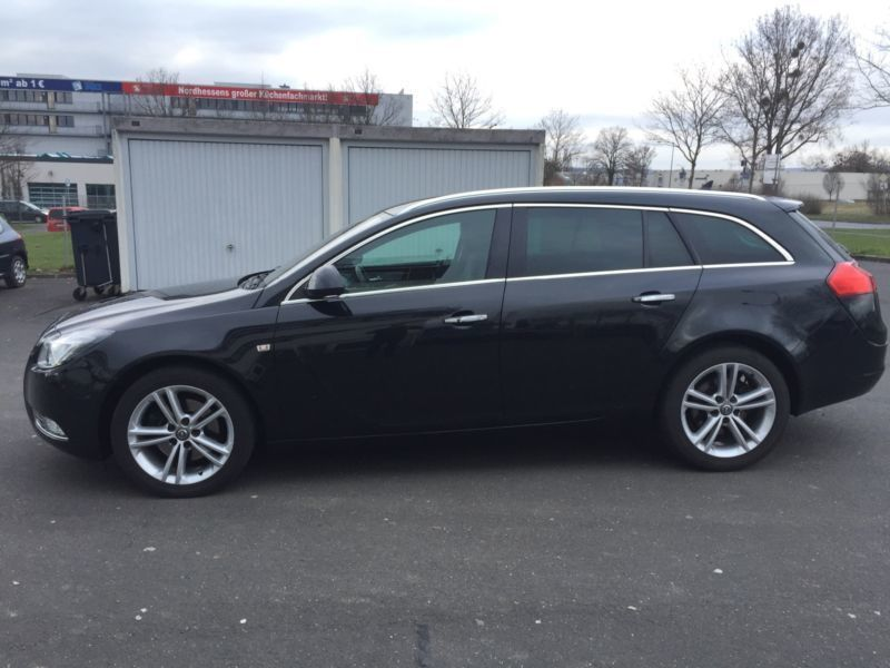 gebraucht 2 0 cdti opc line opel insignia sports tourer 2011 km in unna. Black Bedroom Furniture Sets. Home Design Ideas