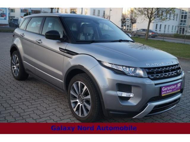 verkauft land rover range rover evoque gebraucht 2014 km in wuppertal. Black Bedroom Furniture Sets. Home Design Ideas