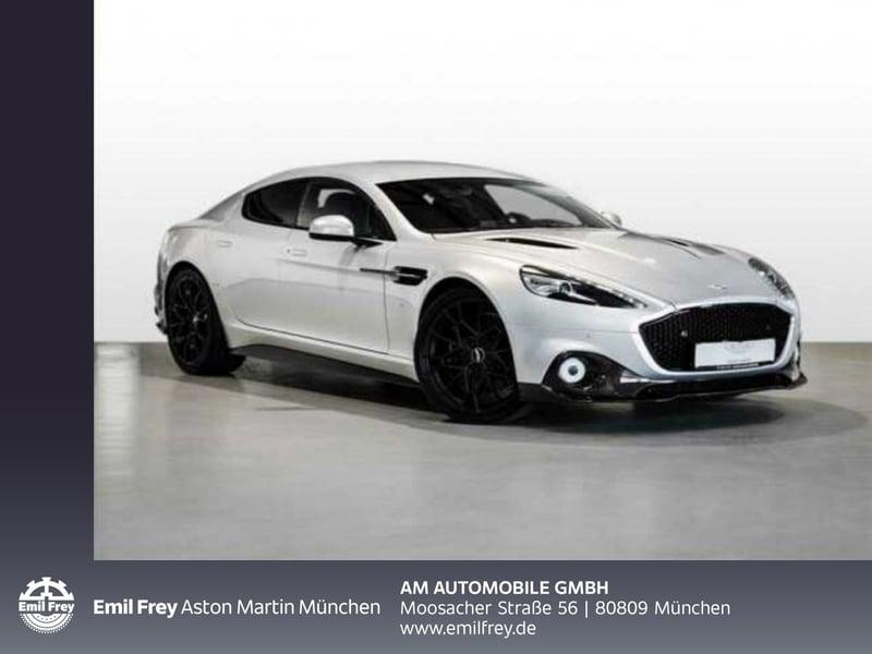 Gebraucht 2020 Aston Martin Rapide 5 9 Benzin 604 Ps 169 888 80809 München Autouncle