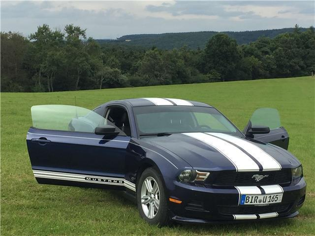 verkauft ford mustang gebraucht 2011 km in rgenstauf eitlbrunn. Black Bedroom Furniture Sets. Home Design Ideas
