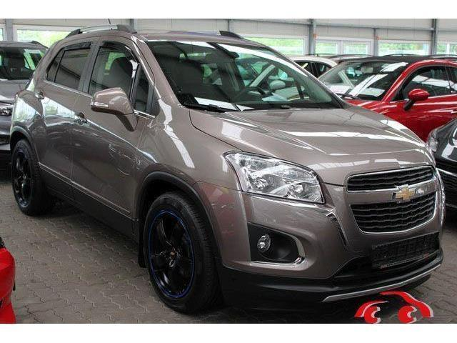 verkauft chevrolet trax 1 7td lt auto gebraucht 2013 km in brandenburg. Black Bedroom Furniture Sets. Home Design Ideas