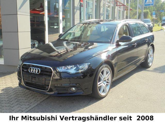 verkauft audi a6 avant 3 0 tdi dpf qua gebraucht 2012 km in niefern. Black Bedroom Furniture Sets. Home Design Ideas