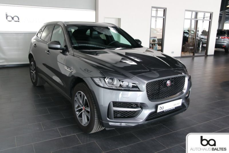 verkauft jaguar f pace r sport 30d awd gebraucht 2017. Black Bedroom Furniture Sets. Home Design Ideas