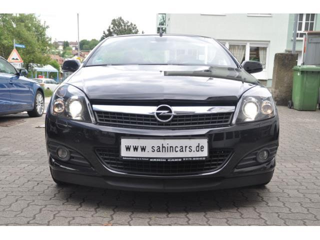 gebraucht twin top 1 9 cdti edition opel astra cabriolet. Black Bedroom Furniture Sets. Home Design Ideas