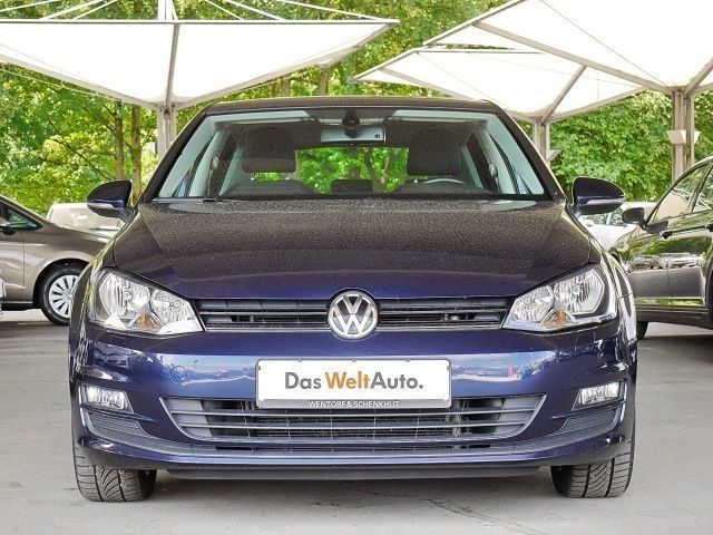 verkauft vw golf vii 1 6 tdi cup bmt n gebraucht 2014. Black Bedroom Furniture Sets. Home Design Ideas