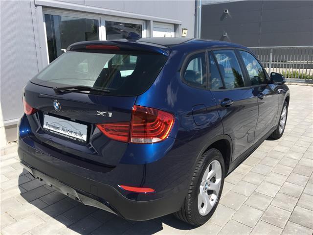 verkauft bmw x1 sdrive18d aut sport l gebraucht 2014 km in hebertshausen bei. Black Bedroom Furniture Sets. Home Design Ideas