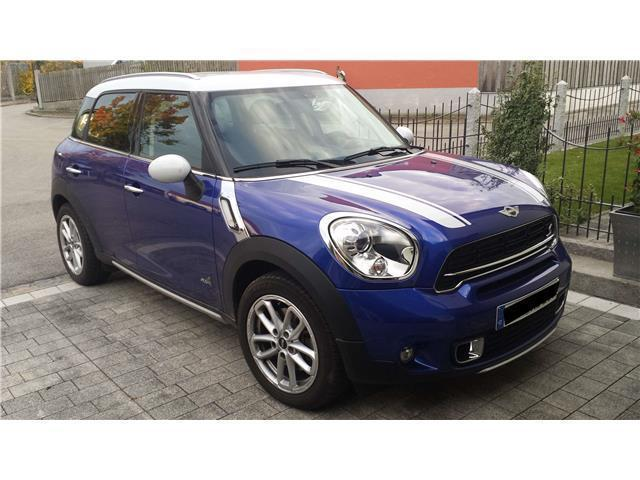 verkauft mini cooper s countryman all4 gebraucht 2015 km in hannover. Black Bedroom Furniture Sets. Home Design Ideas