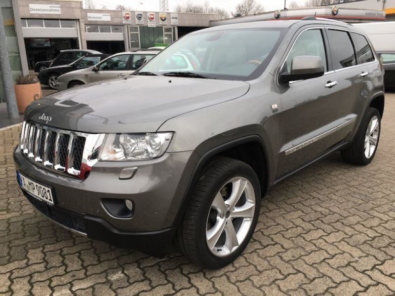 verkauft jeep grand cherokee 3 0i crd gebraucht 2012 km in bruchsal. Black Bedroom Furniture Sets. Home Design Ideas