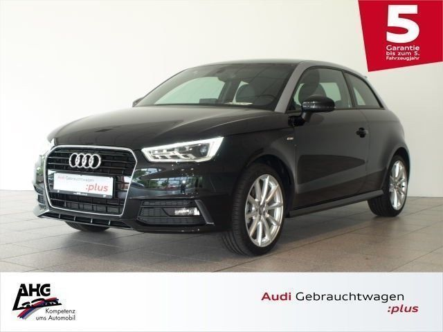 verkauft audi a1 ambition sport 1 4 tf gebraucht 2015 6. Black Bedroom Furniture Sets. Home Design Ideas