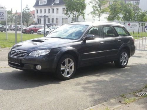 gebraucht 2 0d trend subaru outback 2009 km in chemnitz. Black Bedroom Furniture Sets. Home Design Ideas