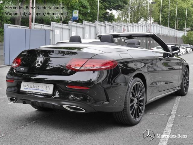 verkauft mercedes c180 cabriolet gebraucht 2017 km. Black Bedroom Furniture Sets. Home Design Ideas