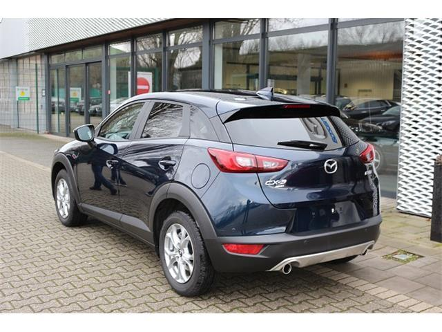 verkauft mazda cx 3 allrad exclusive u gebraucht 2015 km in moers. Black Bedroom Furniture Sets. Home Design Ideas