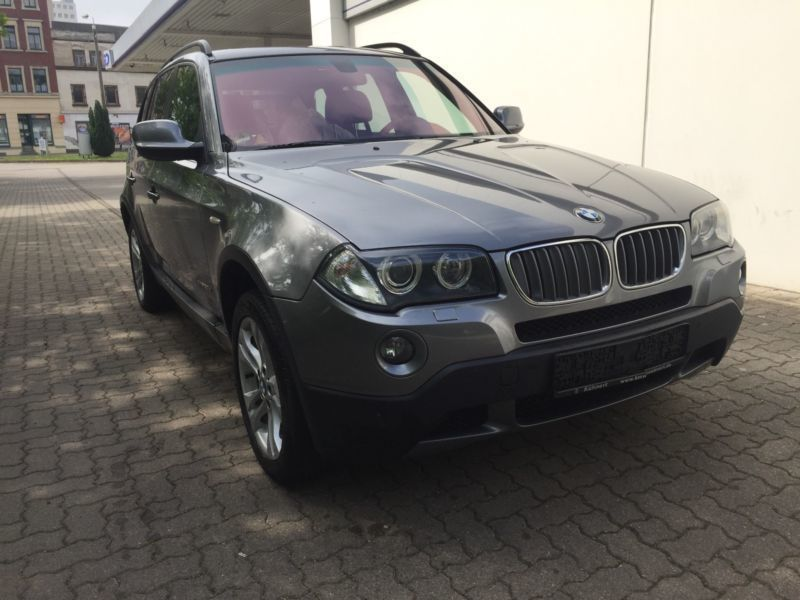 verkauft bmw x3 baureihexdrive 20d edi gebraucht 2009 km in chemnitz. Black Bedroom Furniture Sets. Home Design Ideas