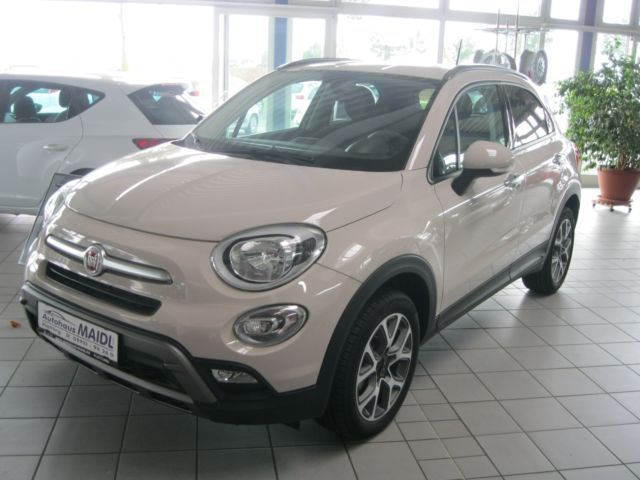verkauft fiat 500x cross multiair 4x2 gebraucht 2015 50 km in stephansposching. Black Bedroom Furniture Sets. Home Design Ideas