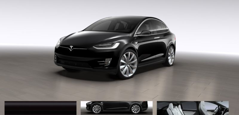 verkauft tesla model x p90dl signature gebraucht 2016 km in paderborn. Black Bedroom Furniture Sets. Home Design Ideas