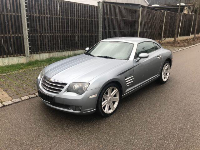129 gebrauchte chrysler crossfire chrysler crossfire gebrauchtwagen. Black Bedroom Furniture Sets. Home Design Ideas