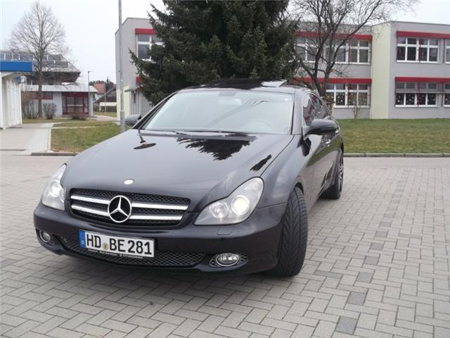 verkauft mercedes cls350 cdi 7g tronic gebraucht 2010. Black Bedroom Furniture Sets. Home Design Ideas