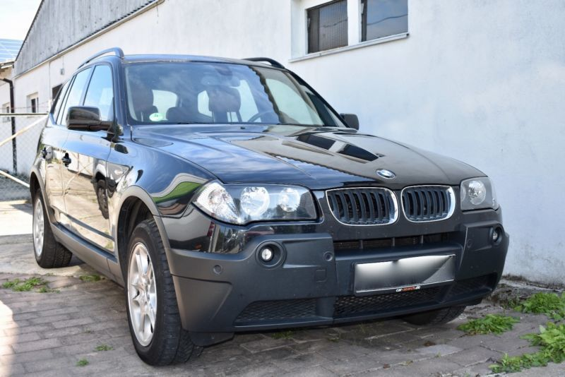 verkauft bmw x3 gebraucht 2006 km in wandlitz. Black Bedroom Furniture Sets. Home Design Ideas