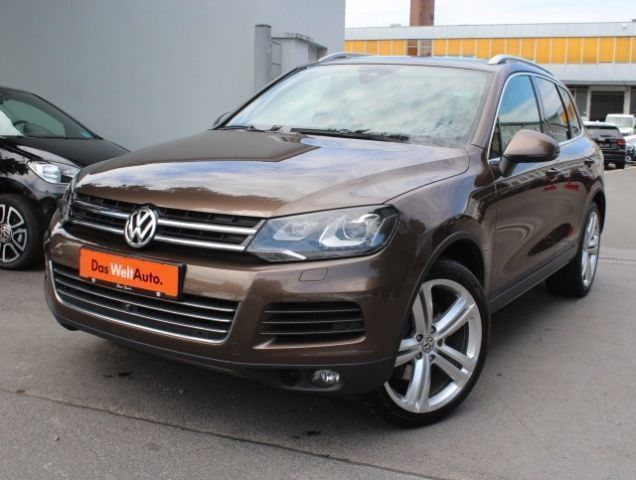 verkauft vw touareg touareg 4 2 tdi v8 gebraucht 2013 km in hagen. Black Bedroom Furniture Sets. Home Design Ideas