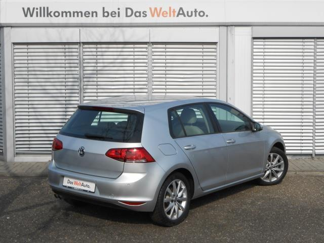 verkauft vw golf vii 1 4 tsi highline gebraucht 2015 13. Black Bedroom Furniture Sets. Home Design Ideas