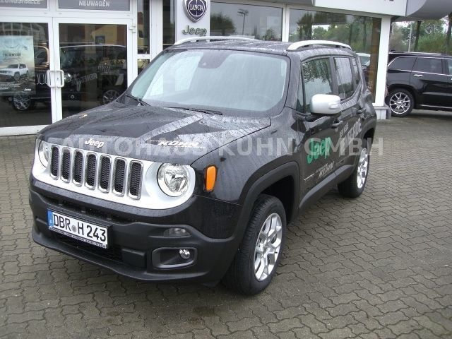 verkauft jeep renegade 2 0 multijet 4w gebraucht 2014 km in plankenfels. Black Bedroom Furniture Sets. Home Design Ideas