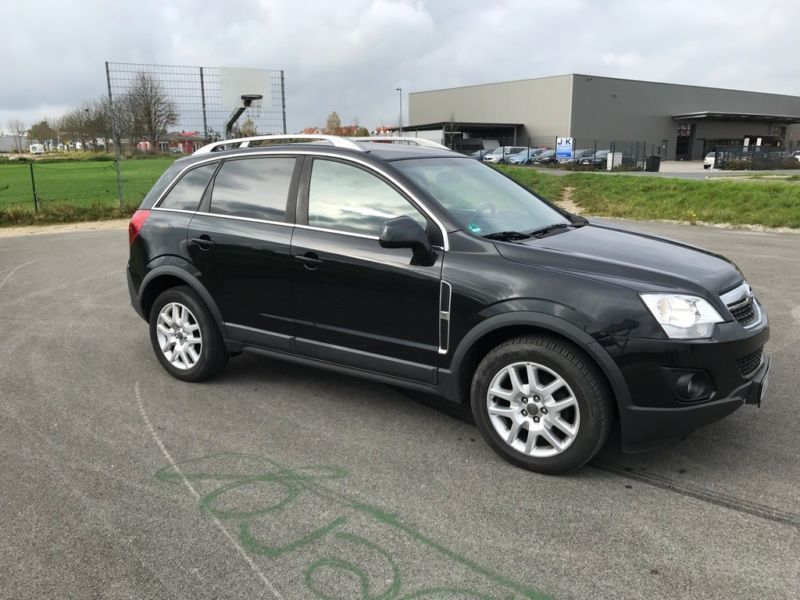 verkauft opel antara 2 4 4x4 gebraucht 2012 km. Black Bedroom Furniture Sets. Home Design Ideas