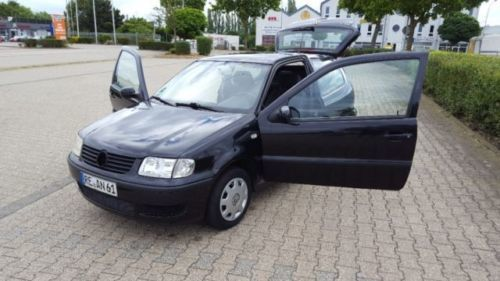 verkauft vw polo 9n gebraucht 2001 km in eckernf rde. Black Bedroom Furniture Sets. Home Design Ideas