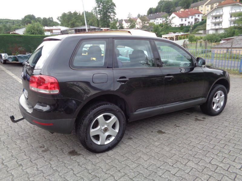 verkauft vw touareg 2 5 r5 tdi gebraucht 2005 km in braunfels. Black Bedroom Furniture Sets. Home Design Ideas