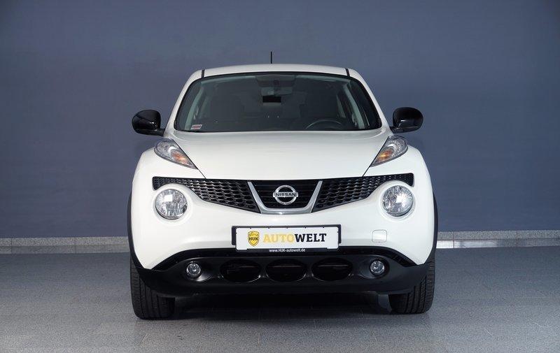 Verkauft nissan juke 1 6 n tec navi al gebraucht 2014 for Nissan juke violett