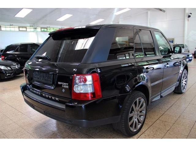 verkauft land rover range rover sport gebraucht 2009 km in l nen. Black Bedroom Furniture Sets. Home Design Ideas