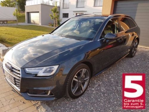 verkauft audi a4 avant 3 0 tdi stronic gebraucht 2016 km in regensburg. Black Bedroom Furniture Sets. Home Design Ideas