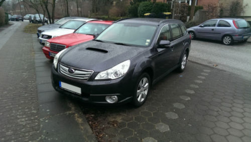 verkauft subaru outback 2 0d gebraucht 2011 km in hamburg. Black Bedroom Furniture Sets. Home Design Ideas