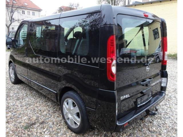 verkauft opel vivaro life westfalia 2 gebraucht 2007. Black Bedroom Furniture Sets. Home Design Ideas