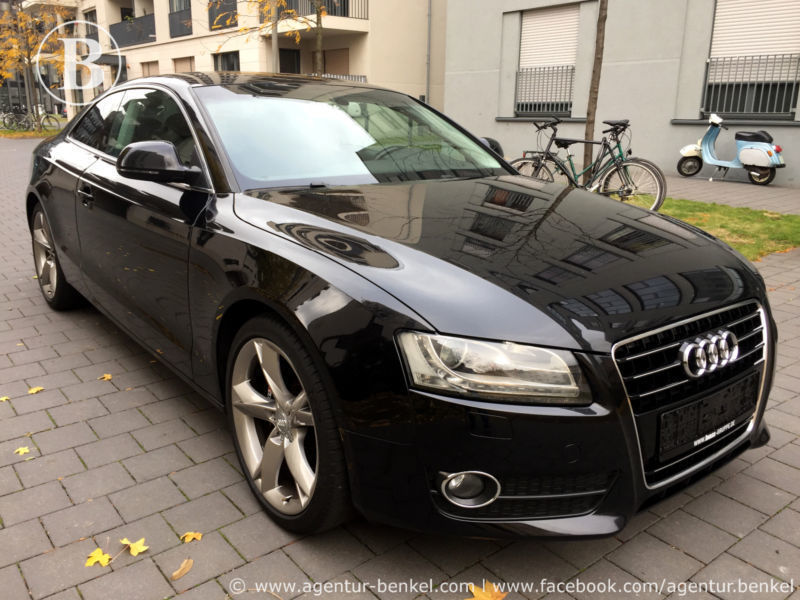 verkauft audi a5 cpe 3 0tdi quattro b gebraucht 2007. Black Bedroom Furniture Sets. Home Design Ideas