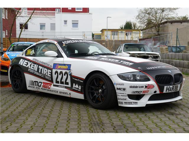 verkauft bmw z4 m coupe gebraucht 2006 km in. Black Bedroom Furniture Sets. Home Design Ideas