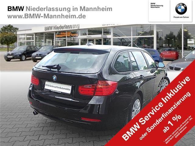 verkauft bmw 318 d touring navi fse ko gebraucht 2013 km in mannheim. Black Bedroom Furniture Sets. Home Design Ideas