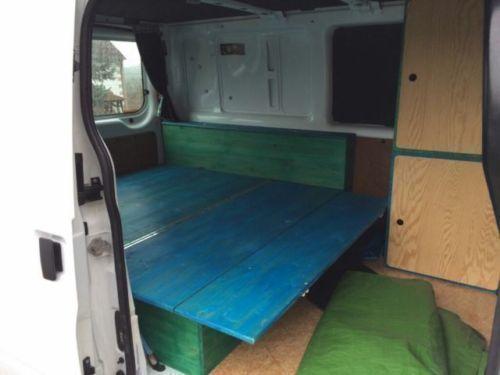 ford transit connect umbau zum camper ford transit. Black Bedroom Furniture Sets. Home Design Ideas