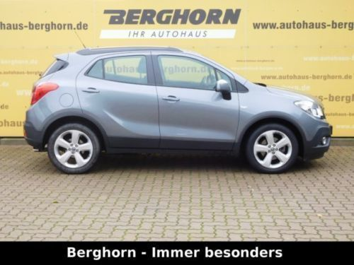 verkauft opel mokka 1 7 cdti automatik gebraucht 2013 km in stolzenau. Black Bedroom Furniture Sets. Home Design Ideas