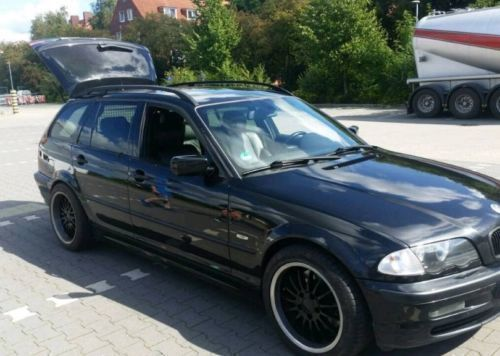 verkauft bmw 330 d kombi gebraucht 2001 km in emden. Black Bedroom Furniture Sets. Home Design Ideas