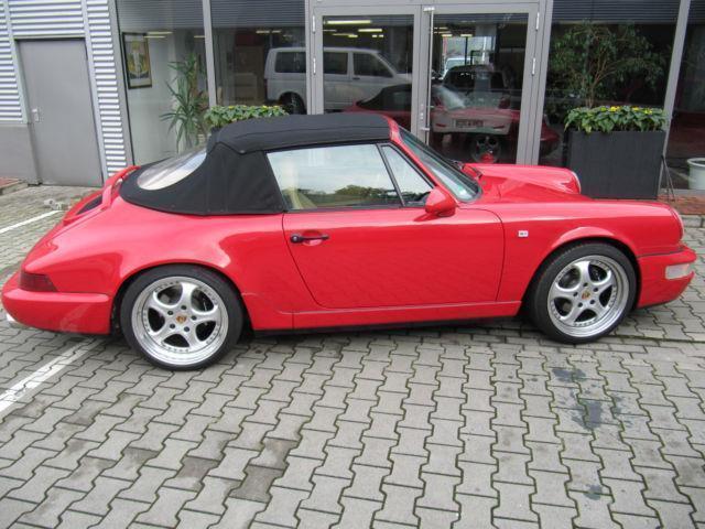 verkauft porsche 964 911 cabro gebraucht 1993 km in henstedt ulzburg. Black Bedroom Furniture Sets. Home Design Ideas