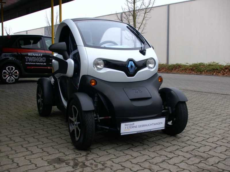 verkauft renault twizy urban t ren und gebraucht 2013 km in melsungen. Black Bedroom Furniture Sets. Home Design Ideas
