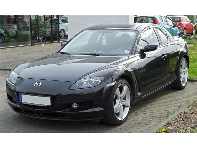 verkauft mazda rx8 revolution reloaded gebraucht 2007 km in brandenburg. Black Bedroom Furniture Sets. Home Design Ideas
