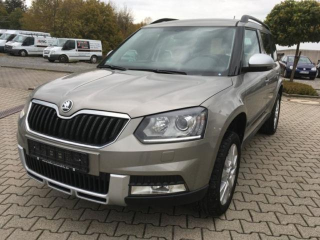 verkauft skoda yeti 1 4 ambition outdo gebraucht 2014 km in neulingen bausch. Black Bedroom Furniture Sets. Home Design Ideas