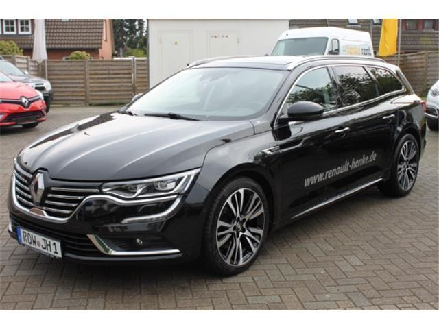 verkauft renault talisman grandt init gebraucht 2016. Black Bedroom Furniture Sets. Home Design Ideas