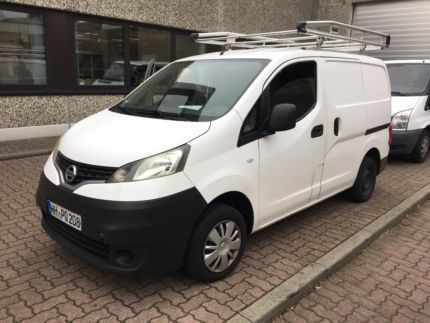 verkauft nissan nv200 gebraucht 2010 km in hamburg marienthal. Black Bedroom Furniture Sets. Home Design Ideas