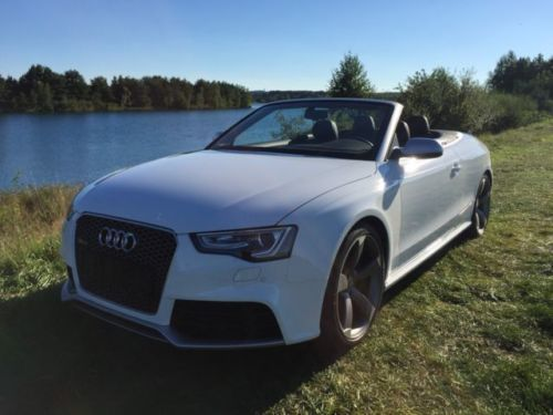 verkauft audi rs5 cabrio s tronic gebraucht 2013 km in amberg. Black Bedroom Furniture Sets. Home Design Ideas