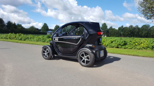 verkauft renault twizy cargo gebraucht 2014 km in ingelheim am rhein. Black Bedroom Furniture Sets. Home Design Ideas
